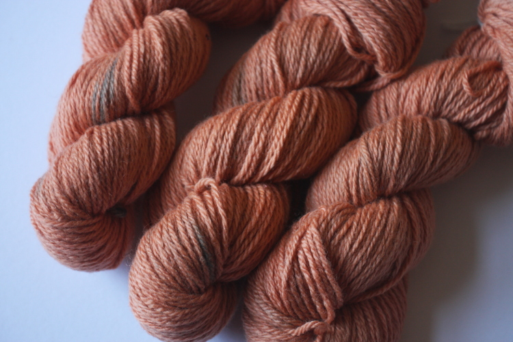 OxfordKitchenYarns Aran 'Marmalade'