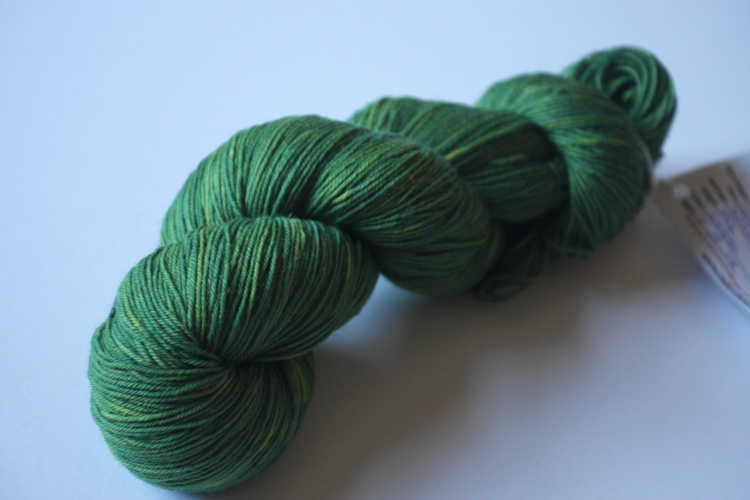 OxfordKitchenYarns Sock 'Evergreen'