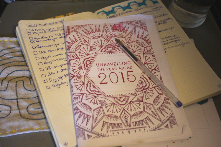 Unravelling 2015