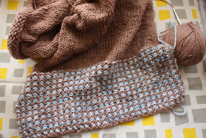 OKY knitting may 2015