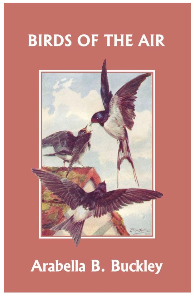 Birds of the Air book by Arabella Buckley - British-Based living book authors for Charlotte Mason homeschooler/home